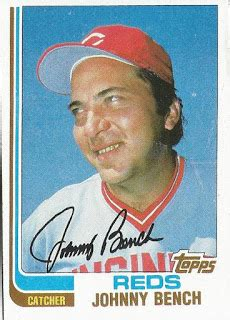 johnny bench called play at the plate june 2013