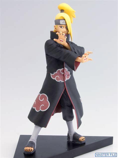 Figure Garra Diadara 16cm shinobi relations dx figure vol 3 deidara my anime shelf