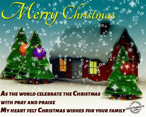 heart felt christmas wishes   family desicommentscom