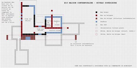 maison minecraft plan 3d plan des maison style americain 2 galerie plans de