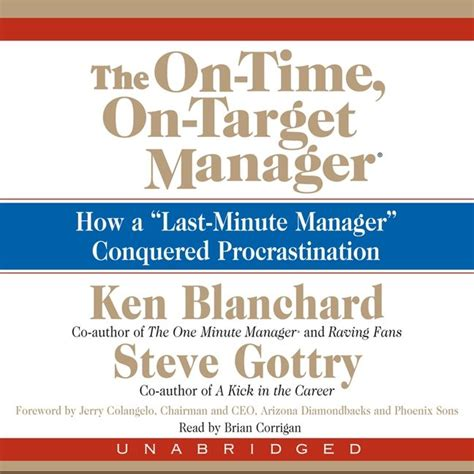 one minute manager book report the on time on target manager ken blanchard digital