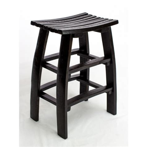 Barrel Stave Stools by Wine Barrel Stave Backless Bar Stools The Oak Barrel Company