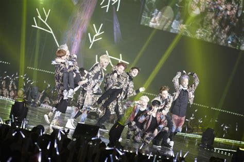 exo concert indonesia exo will not take part in this week s music programs soompi