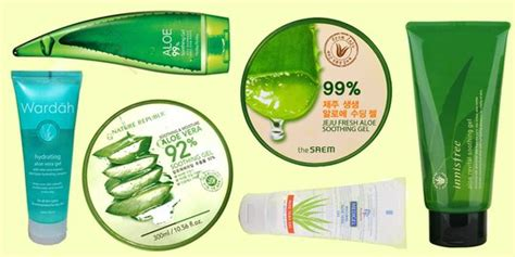 Wardah Hydrating Aloe Vera Gel Di Indo ini 11 merek aloe vera soothing gel yang bisa kamu