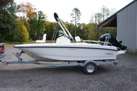 boston whaler boats for sale wisconsin boston whaler 17 dauntless boats for sale in wisconsin