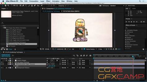 lynda 3d typography in after effects dairy products ae手绘硬纸壳卡通定格动画教程第一章 lynda creating a handmade look in
