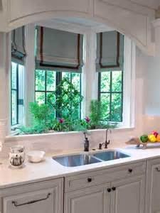 Bay Window Kitchen Ideas by Bay Window Kitchen Sink Transitional Kitchen