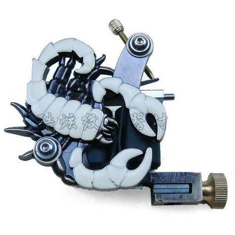 tattoo kit low price ultra low cost 8 fold double scorpion tattoo machine