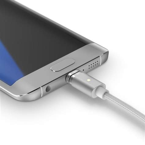 Kabel Usb Charger Android revolucionarni magnetni polnilni kabel za iphone ali