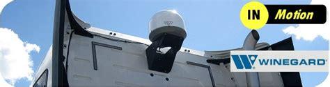 motion satellite tv system  semi big trucks  rv