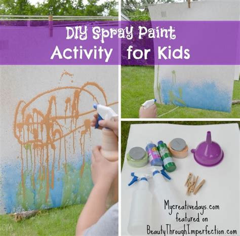 spray paint for preschoolers 17 best images about outdoors on children play