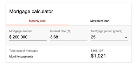 average mortgage payment for a 300 000 house these awesome google hacks make using the internet so much better