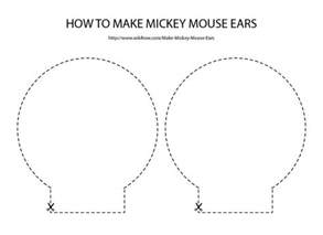 minnie mouse ears template minnie mouse ears headband template studio design