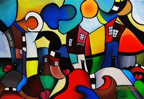 imagenes abstractas ejemplos guia de aprendizaje 2 el arte moderno cubismo e