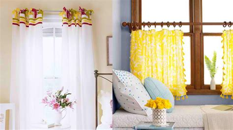 20 uber easy no sew diy curtains home design lover