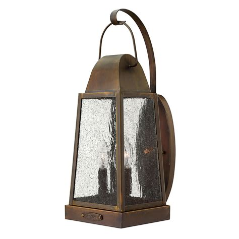 large outdoor wall lights buy the sedgwick large outdoor wall sconce by