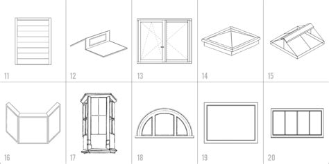 Floor Plan Of A House With Dimensions European Window Vs American Window Part Ii