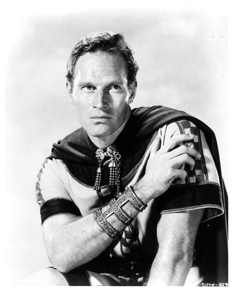 Charlton Heston - Grit