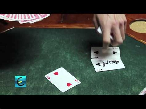 french kiss tutorial magic magic kissing card trick tutorial youtube