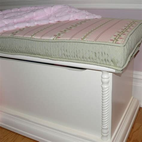 custom made bench seat cushions custom made bench cushions by caty s cribs custommade com