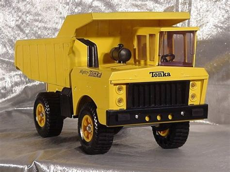 vintage tonka truck antique and vintage tonka trucks a look back