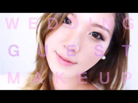 korean wedding makeup tutorial korean wedding guest makeup tutorial youtube