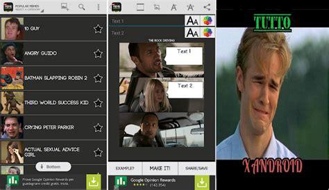 Meme Generator Play Store - le 4 applicazioni che dovresti scaricare per facebook