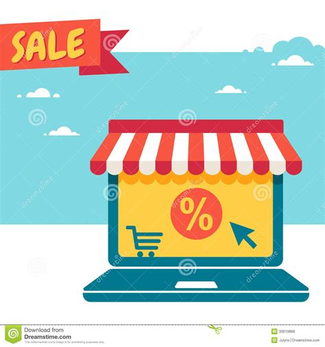 awnings online sales laptop with awning vector illustration cartoondealer com
