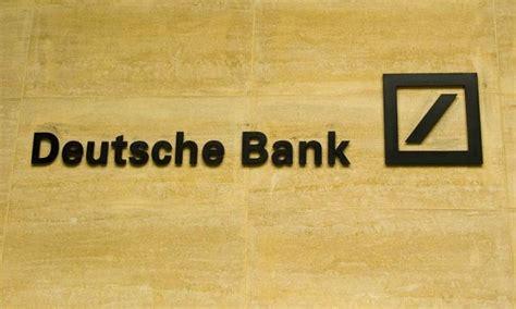 deutsche bank dollar tauschen deutsche bank s 163 1bn loss fuels fresh lender fears