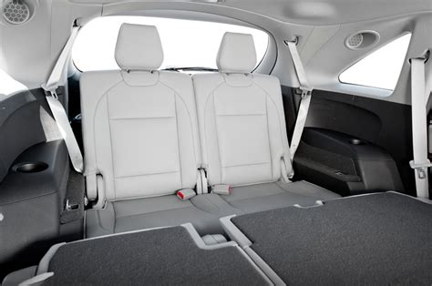 2016 acura mdx updated with nine speed automatic new tech