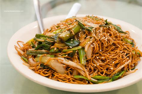 sherman s food adventures nong chinese restaurant