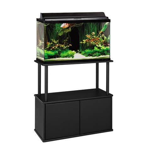 75 gallon fish tank stand and canopy 40 gallon
