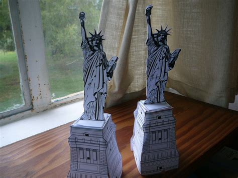 statue  liberty practical pages