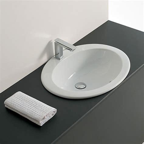 lavabo incasso bagno lavabi incasso ceram