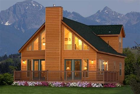 High End House Plans | high end modular homes mountain home modular floor plans