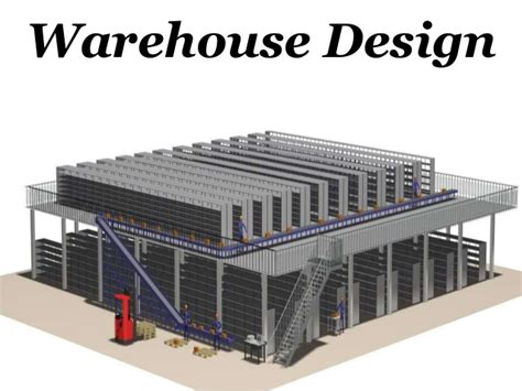 ware house design warehouse design