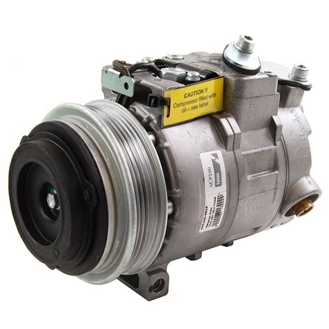 mercedes chrysler denso remanufactured a c air conditioning compressor ebay