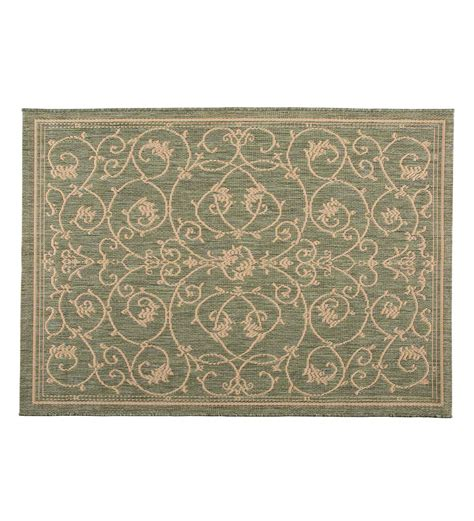10 13 scroll outdoor rug veranda scroll indoor outdoor rug outdoor rugs deck