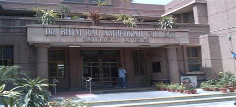 Ambedkar Delhi Mba Placements by Bhim Rao Ambedkar College Admissions Placement Fee