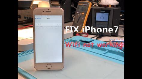 fix iphone wifi  working iphonewifi youtube
