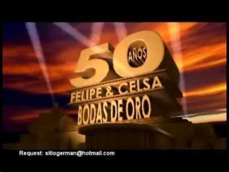 Introductory video for marriage Felipe and Celsa (golden