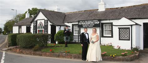 Blacksmiths Cottage Gretna Green by Blacksmiths Shop Wedding Venues Gretna Green