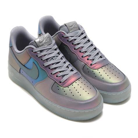 nike air 1 colors nike air 1 iridescent sneakers popsugar fashion