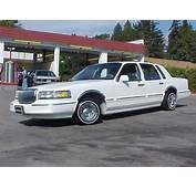 1990 Lincoln Town Car Lowrider