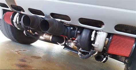 lamborghini engine swap 690whp lamborghini jalpa with twin turbo ls engine swap