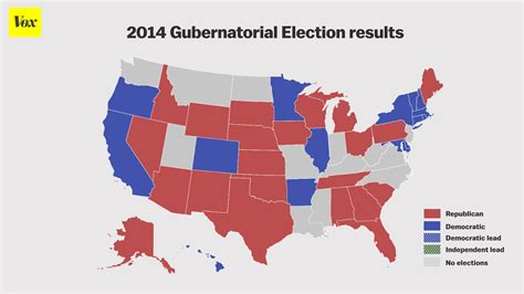 map us governors 2 40 maps and charts that explain the 2014 midterm elections