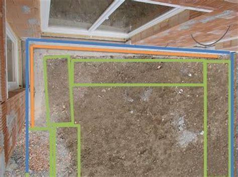 terrasse betonieren bauforum auf energiesparhaus at