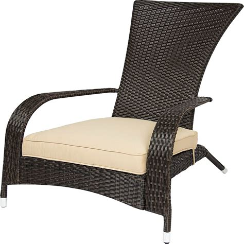 Wicker Adirondack Chair adirondack chairs insteading