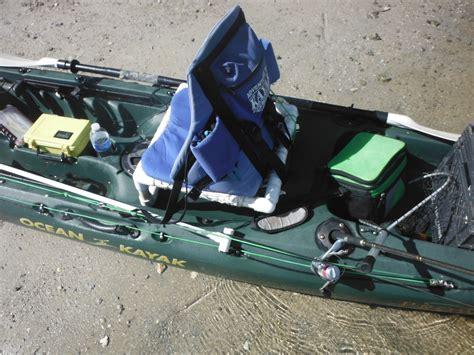 kayak raised seat elevated kayak seat florida hillbilly