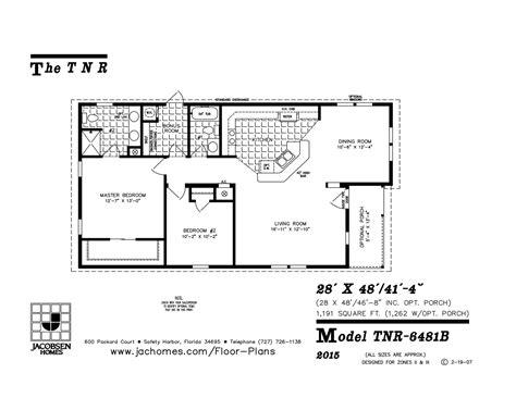 imlt 46412b mobile home floor plan ocala custom homes tnr 6481b mobile home floor plan ocala custom homes